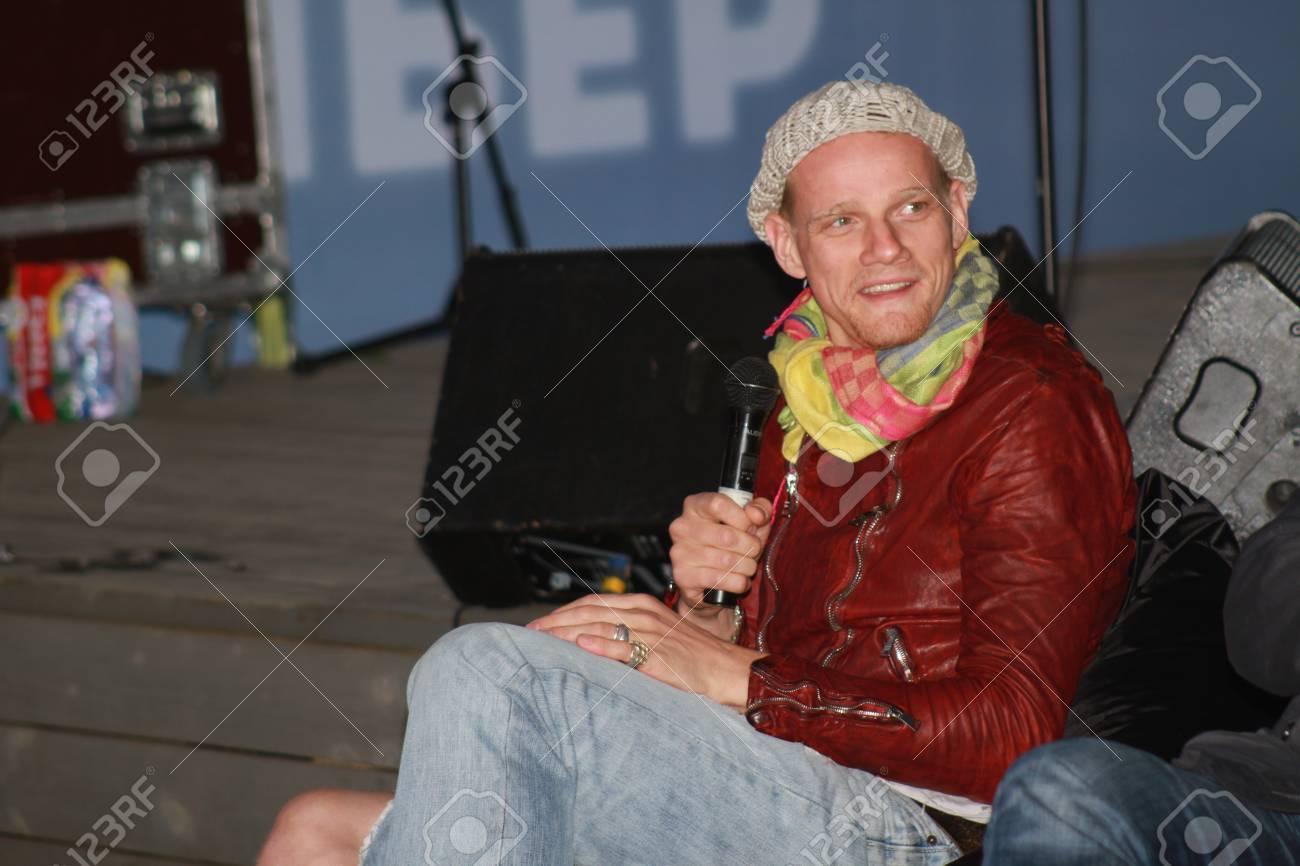 Moscú, Rusia - 18 De Junio 2014 Actor Yuri Kolokolnikov, El ...