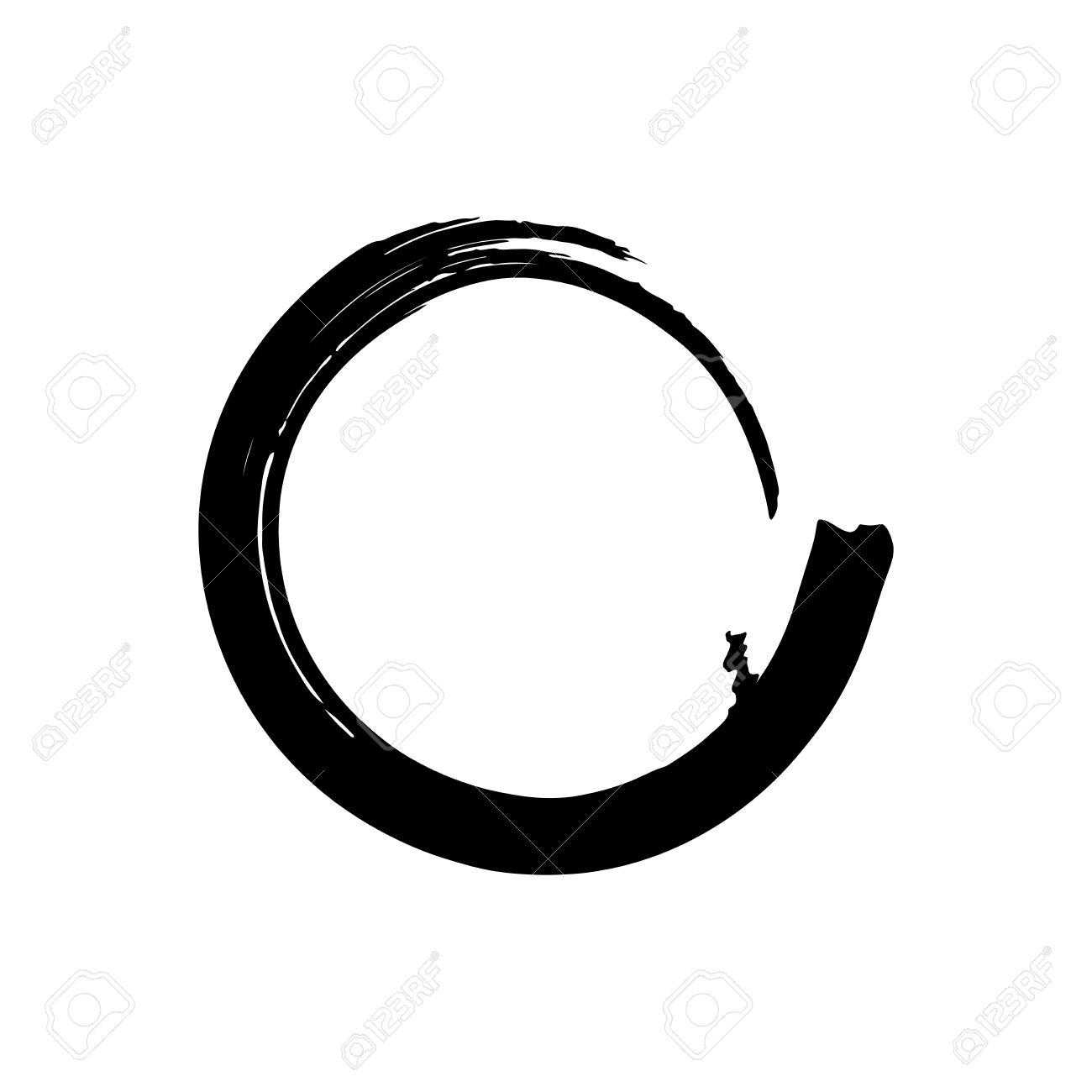 circle grunge ink spot vector background circle vector ink rh 123rf com grunge vector background illustrator black grunge vector background