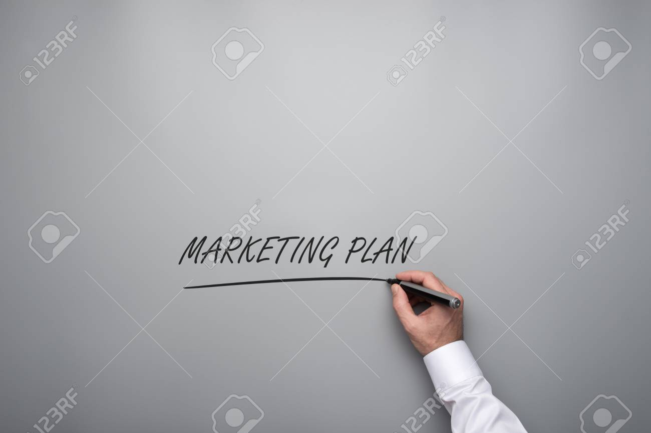 how to conclude a marketing plan