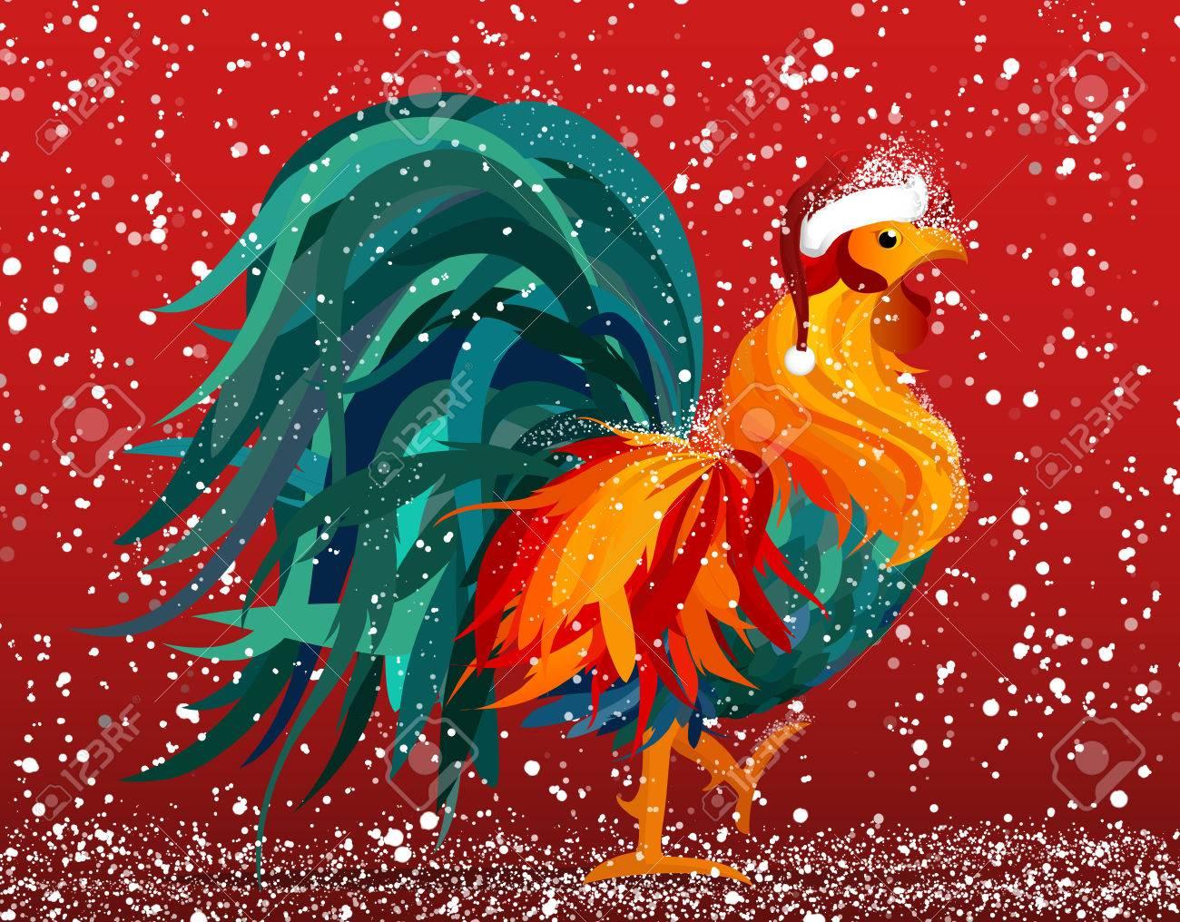 Arc-en-Ciel Bonnet de Noël