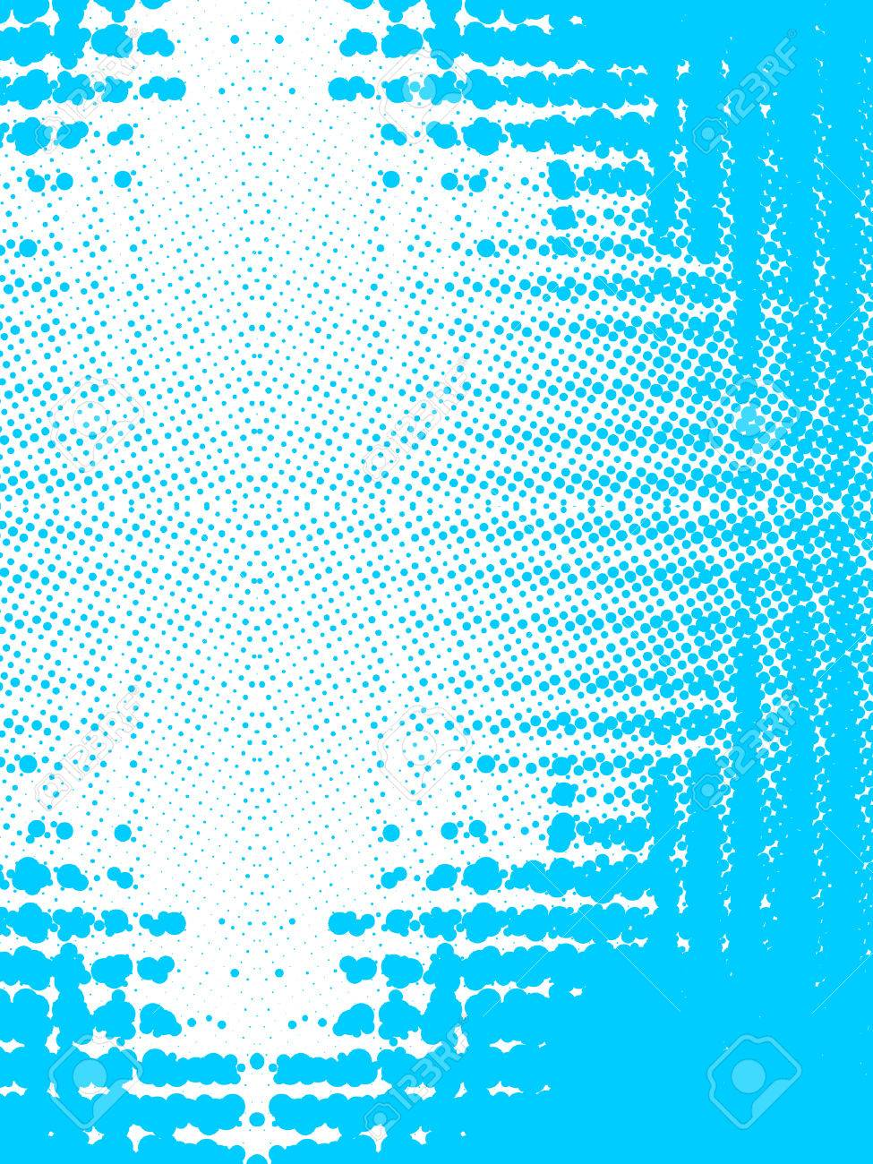 abstract  background, vector halftone effect, illusion of the gradient, place for text Stock Vector - 3136848