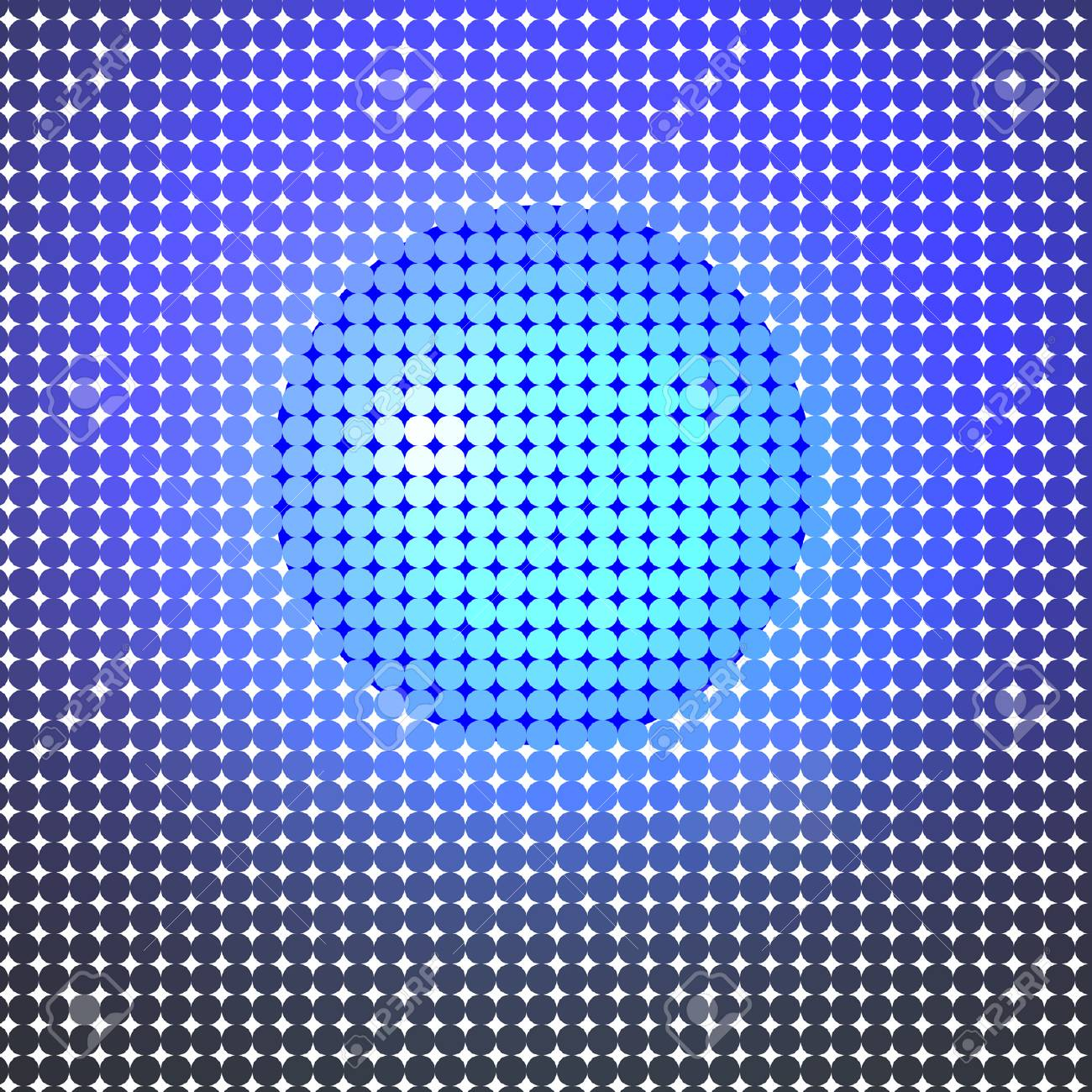 abstract  background, vector halftone effect, illusion of the gradient, place for text Stock Vector - 3148614