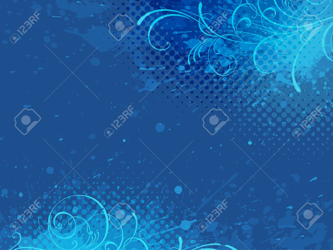 floral background, floral style - 7326634
