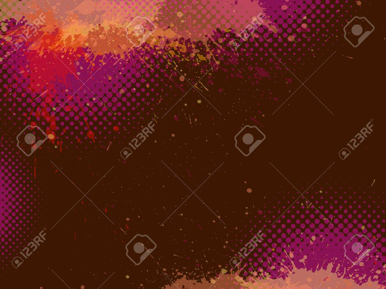 abstract  grunge  background Stock Vector - 8557883