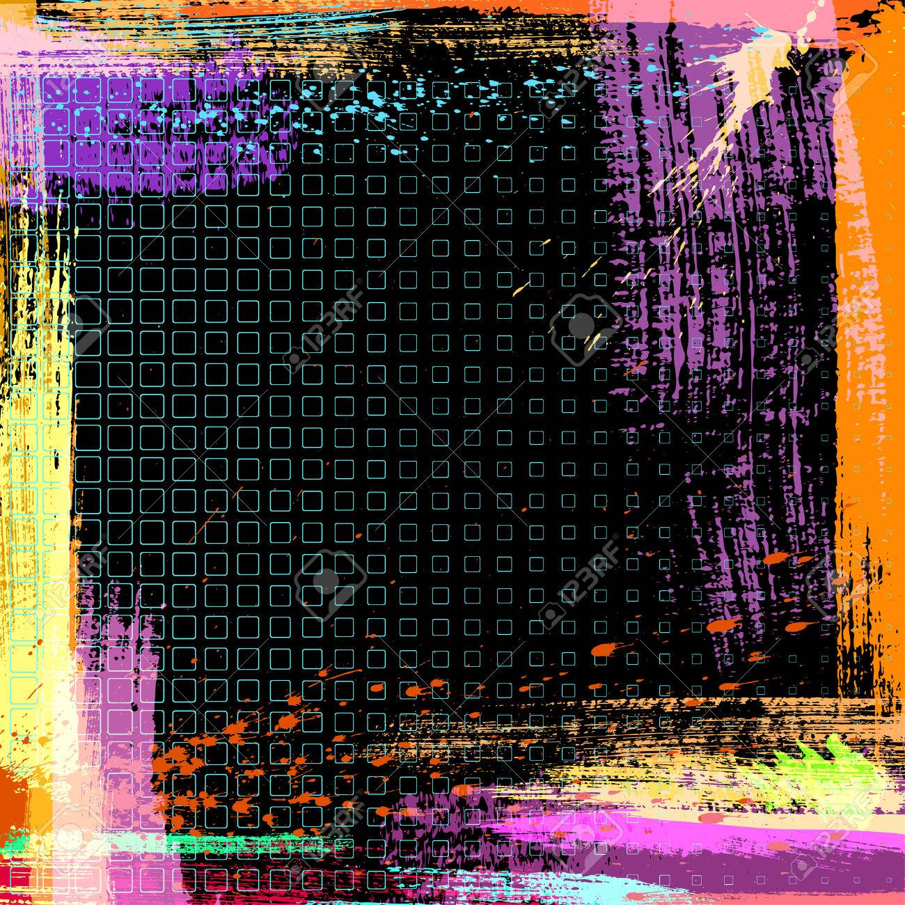 abstract grunge background - 8975623