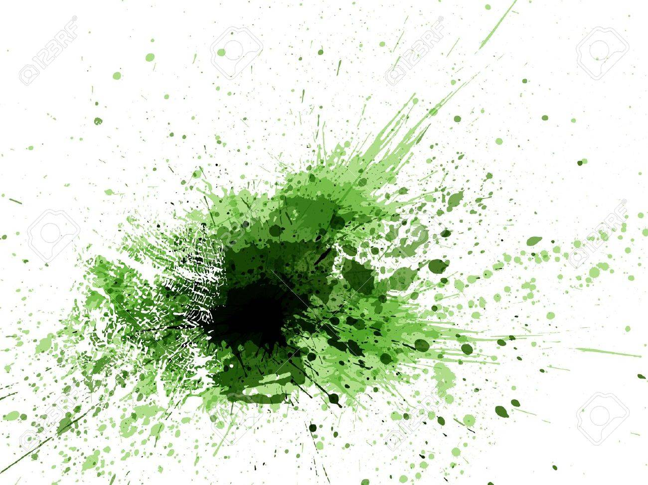 abstract grunge background, vector eps10 with transparency - 9344550