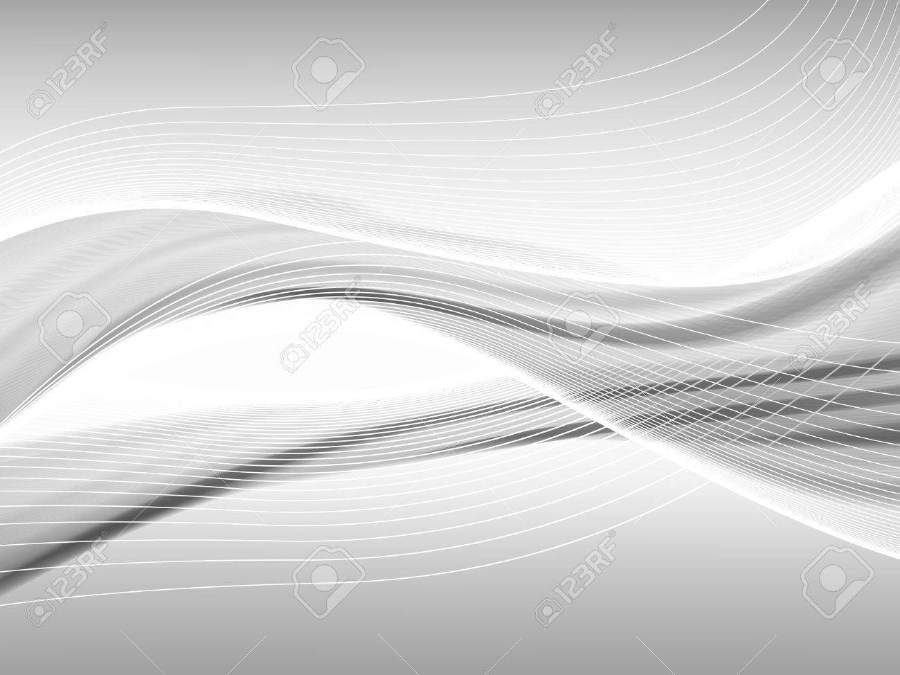 Vector wavy and curve line with transparency. Abstract composition with curve lines. Blurred lines with copy space. Place for text. Border lines - 57101669
