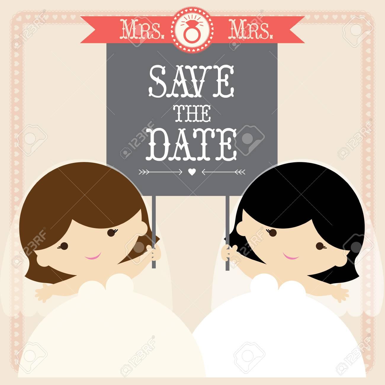 vector wedding couple vector template