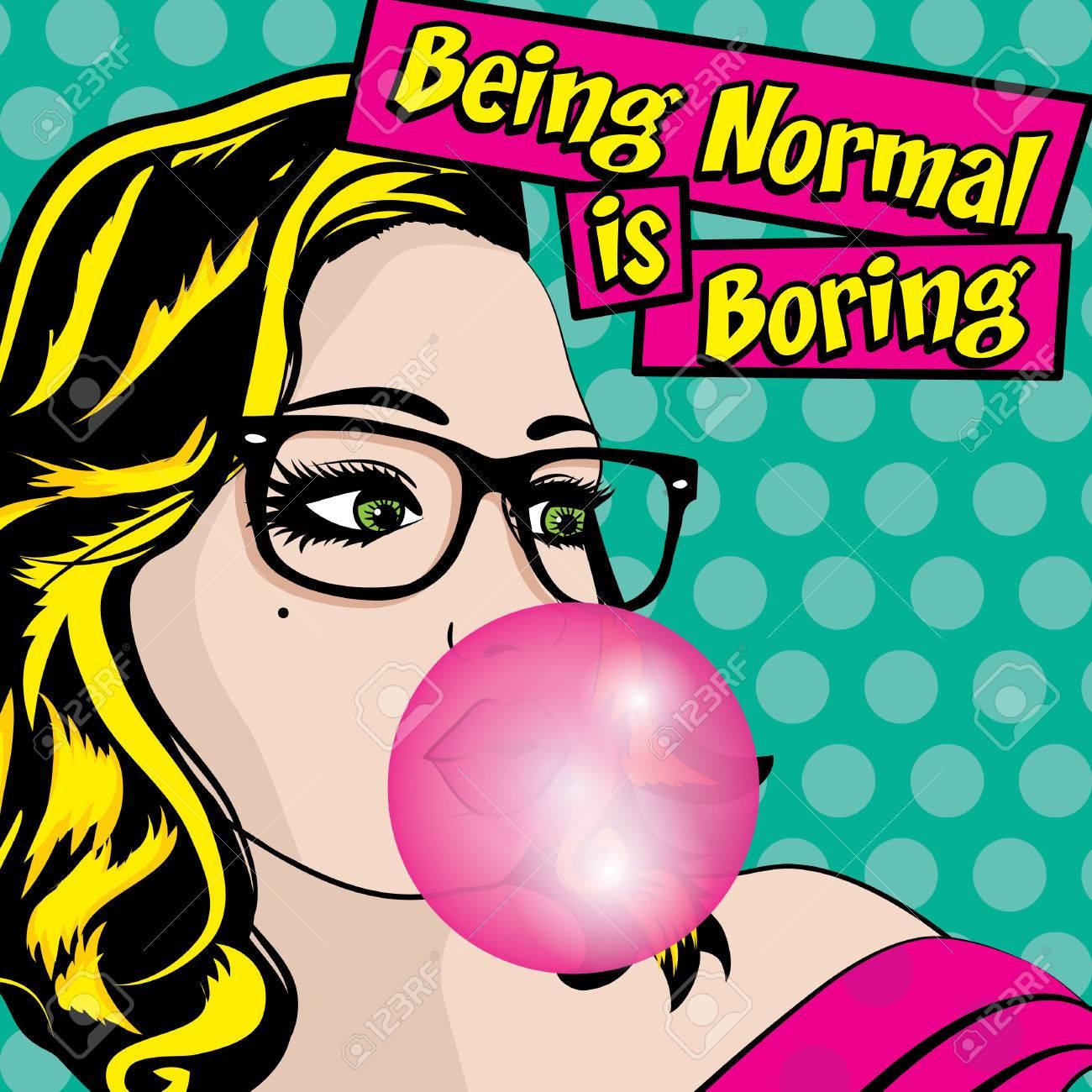 Women are boring