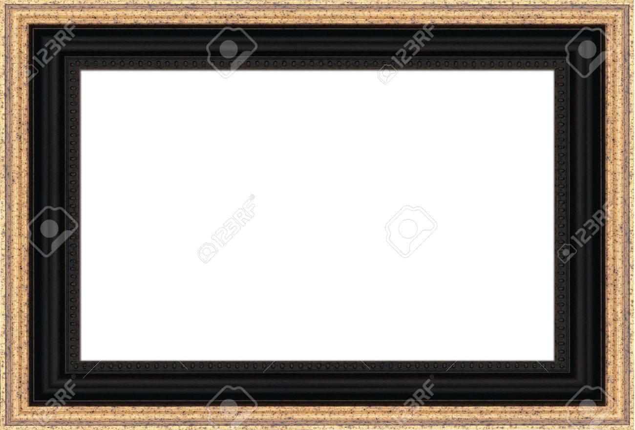 Art framework under photos of any size Stock Photo - 1755309