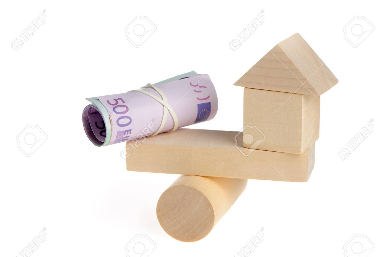 Sale of the real estate Stock Photo - 7402280