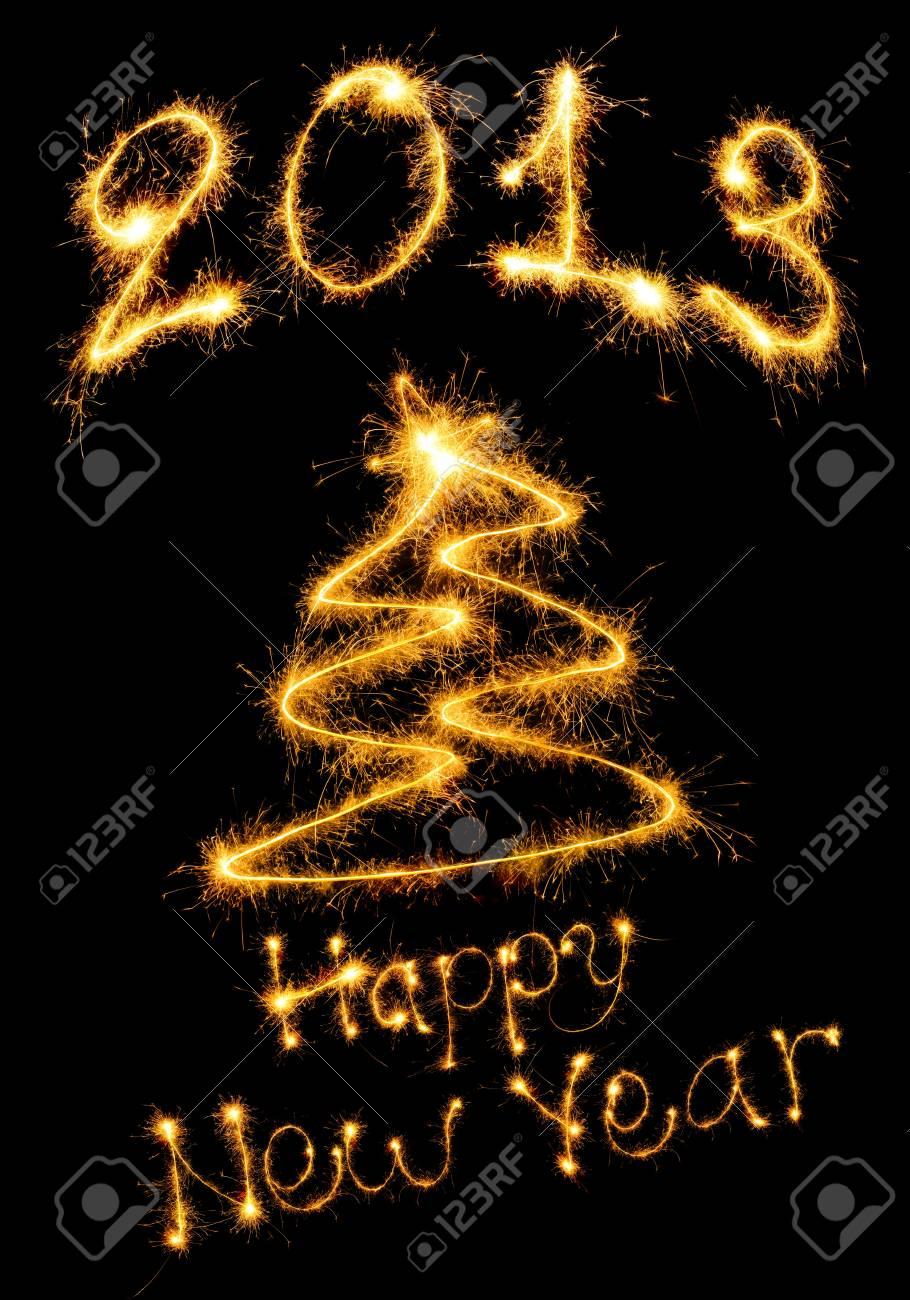 Postkarte Eines Glückwunsch Glückliches Neues Jahr. Bengal Ausgelöst ...
