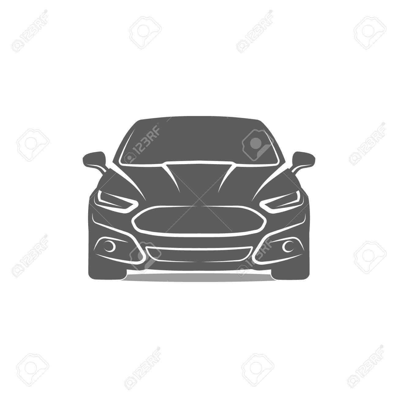 Car Logo Icon Emblem Template Design Vector Illustration Royalty ...