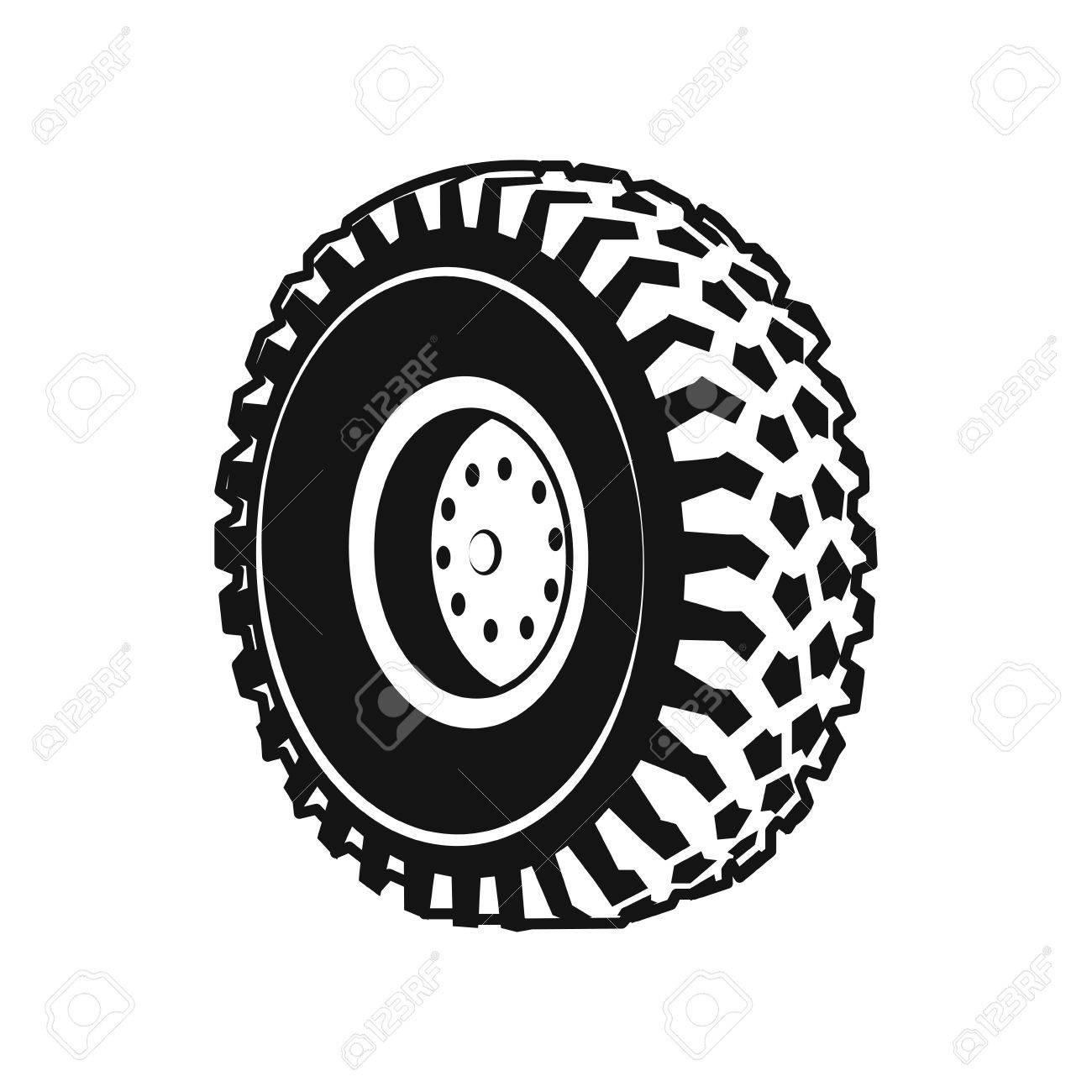 Heavy Duty Truck wheel Rim, Front and Rear - 84610054
