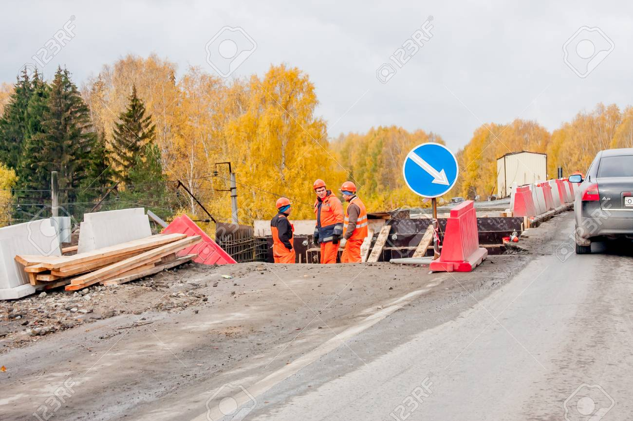 The construction of the road Perm-Yekterenburg will be completed ahead of time 67