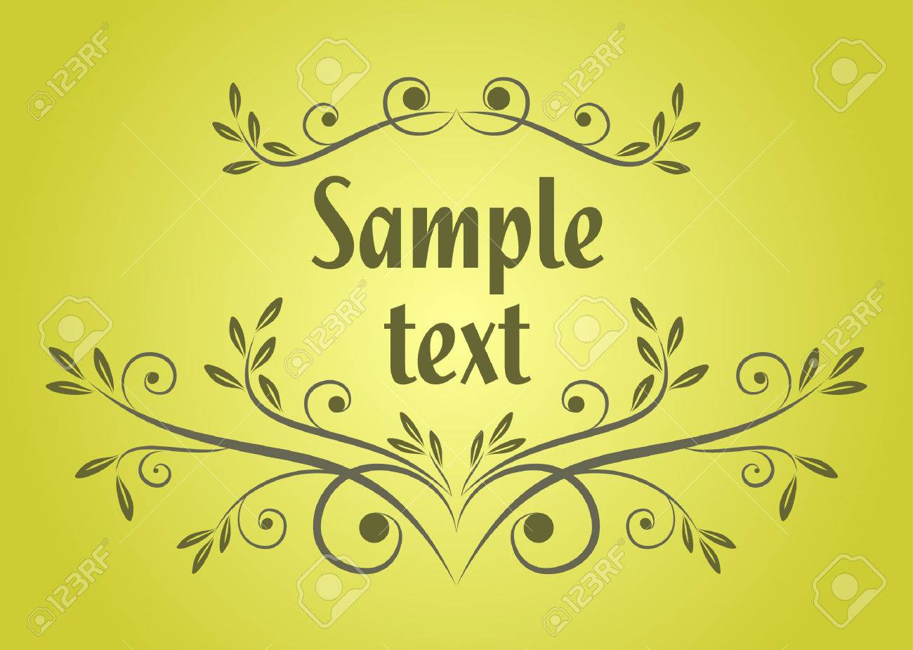text background Stock Vector - 3080990