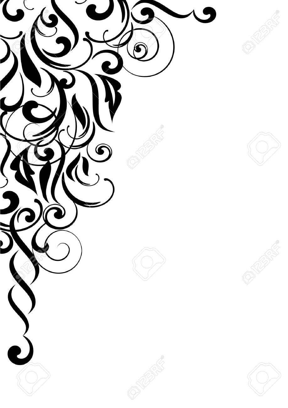 abstract curve background Stock Vector - 11870575