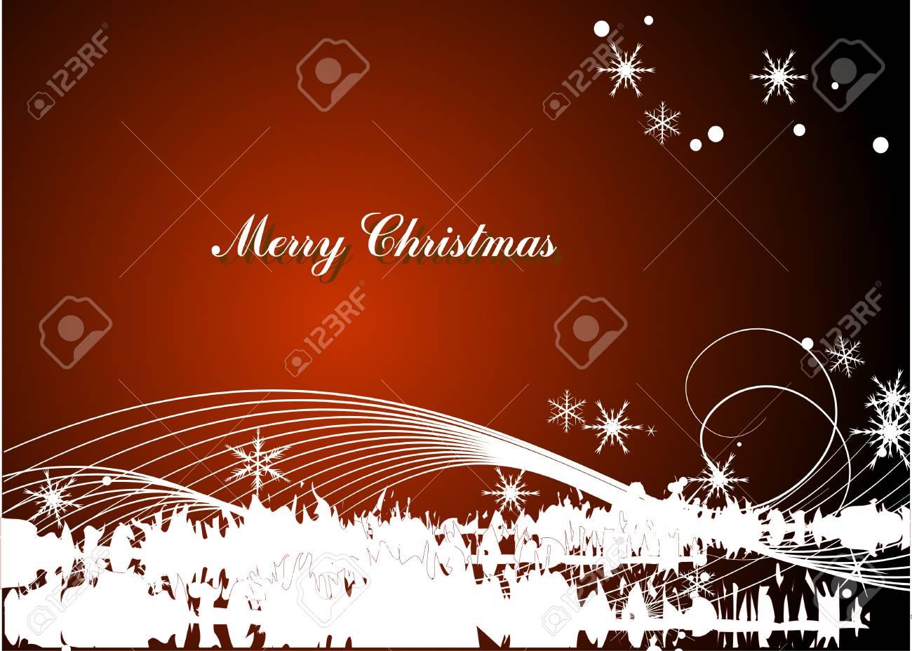 christmas theme background Stock Vector - 16217638