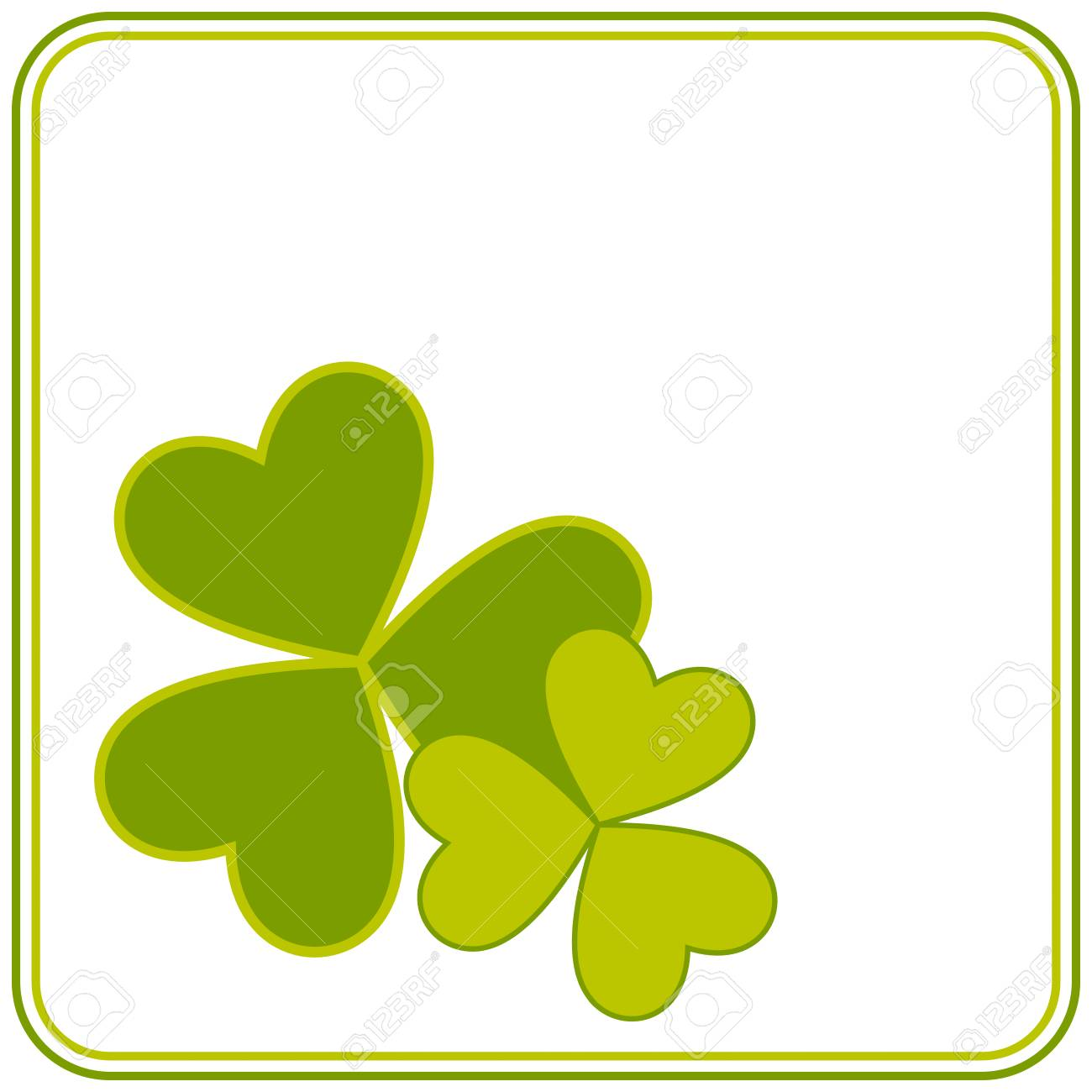 St. Patrick's Day design Stock Vector - 2607514