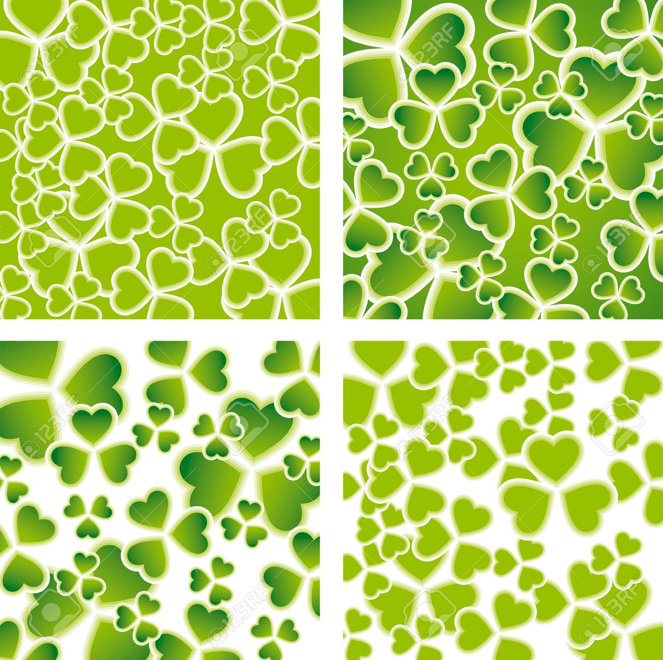 st patrick s day backgrounds royalty free cliparts vectors and