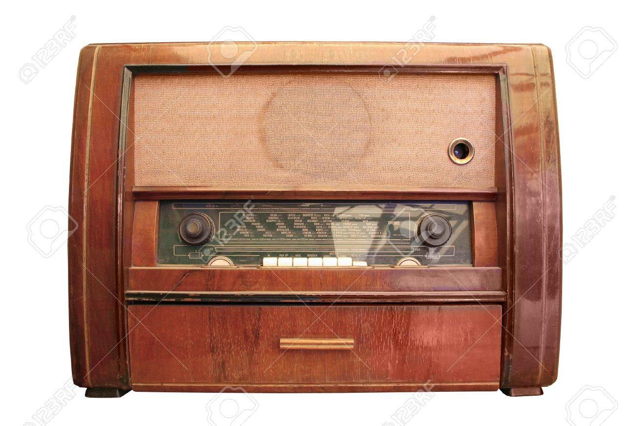 radio apparatus from 1960 - 5744658
