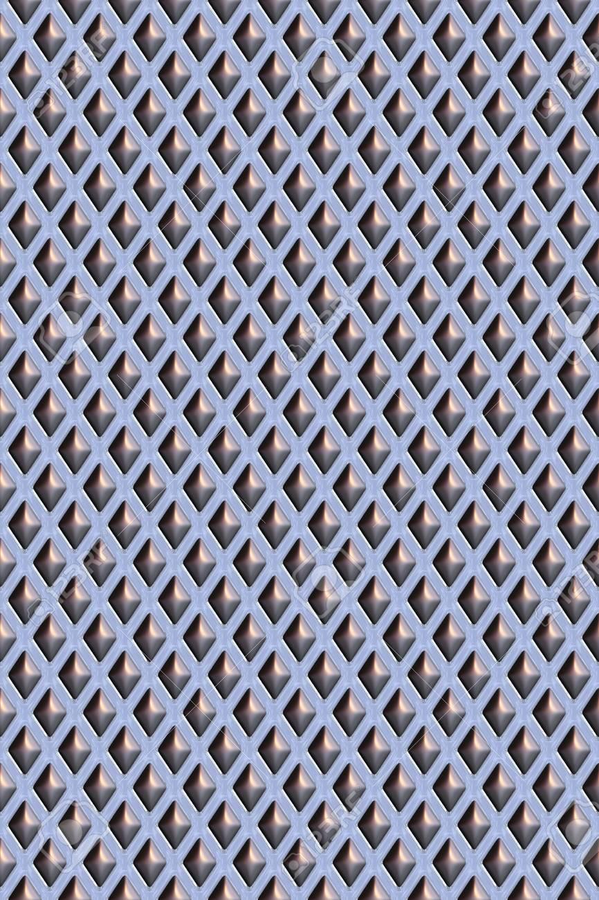 3D Effect Seamless Background Wallpaper Decoration Pattern