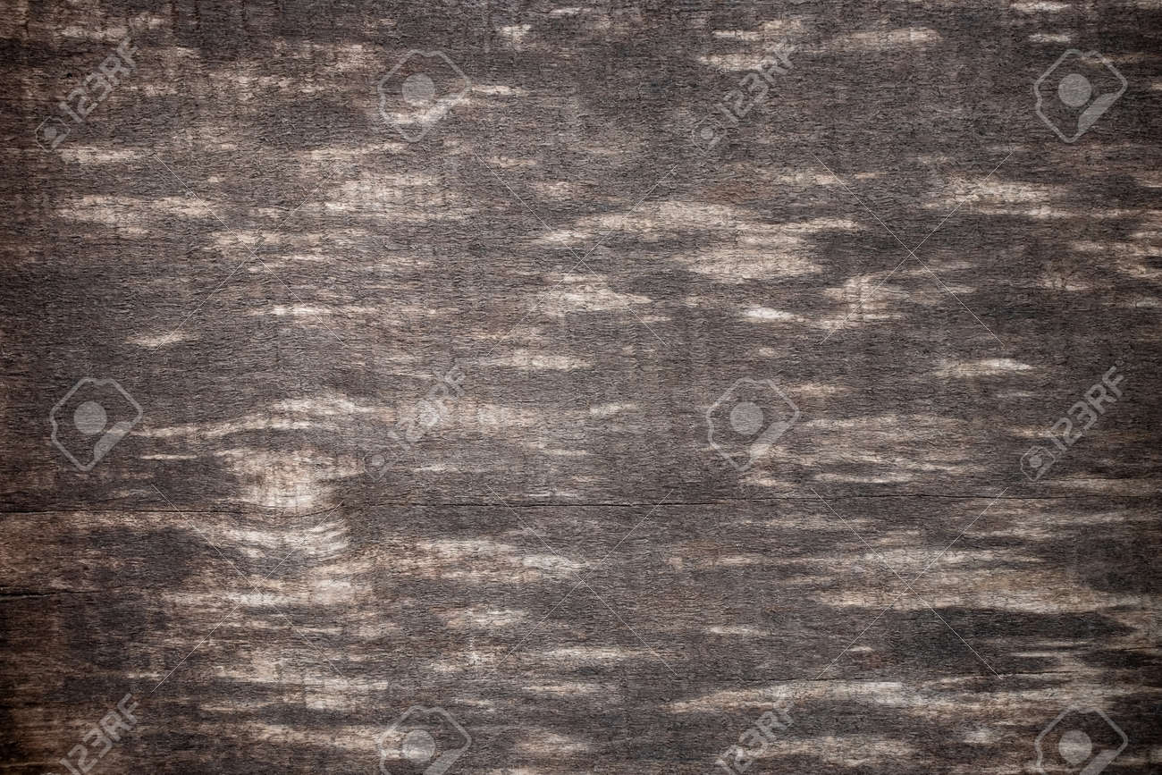 Surface of a very old wooden plate, wood background, texture - 170552070