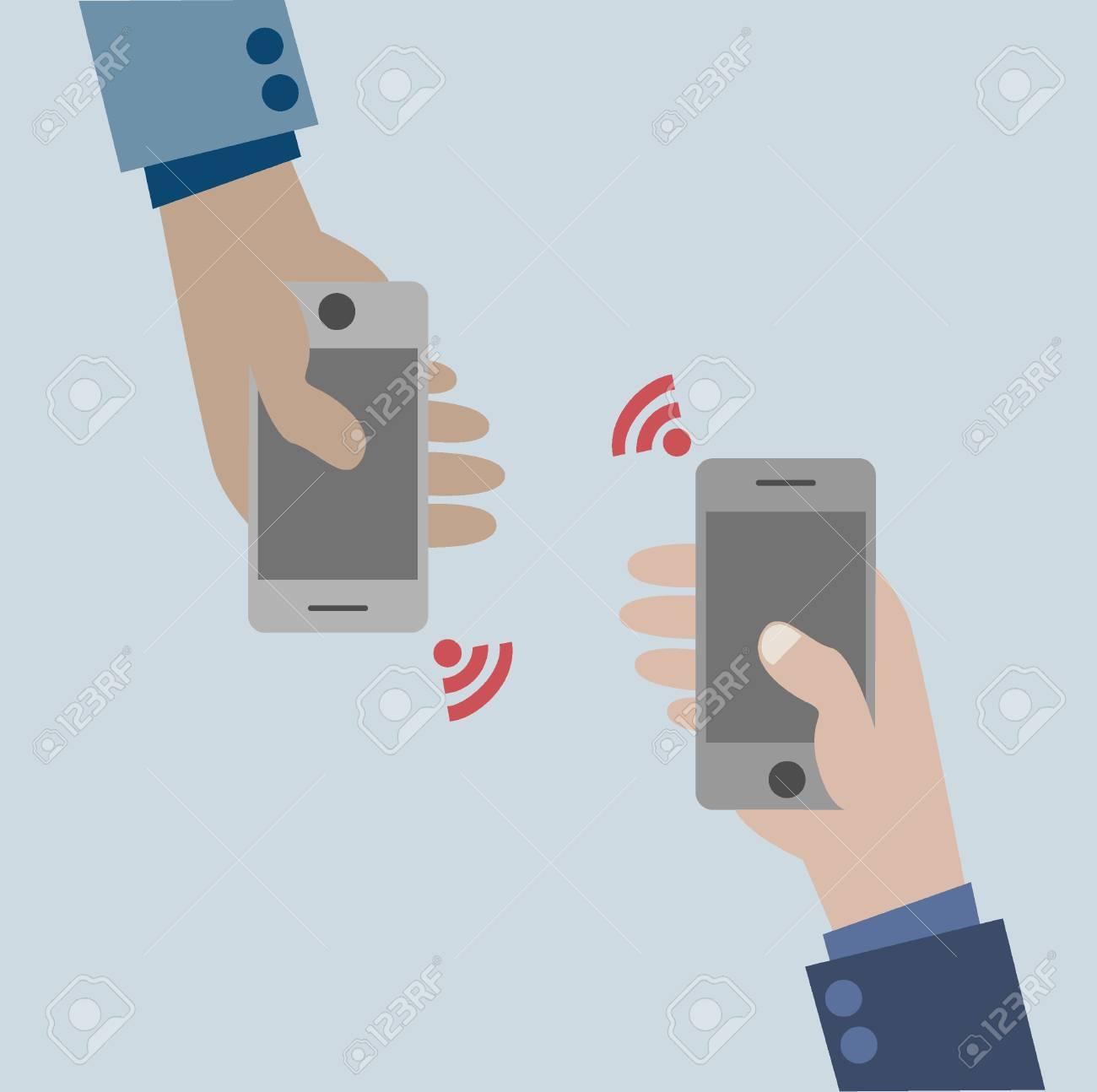 Smartphone Stock Vector - 21150284