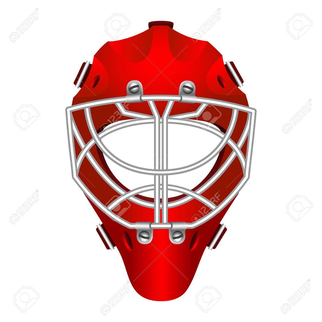Хоккейный шлем из картона своими руками