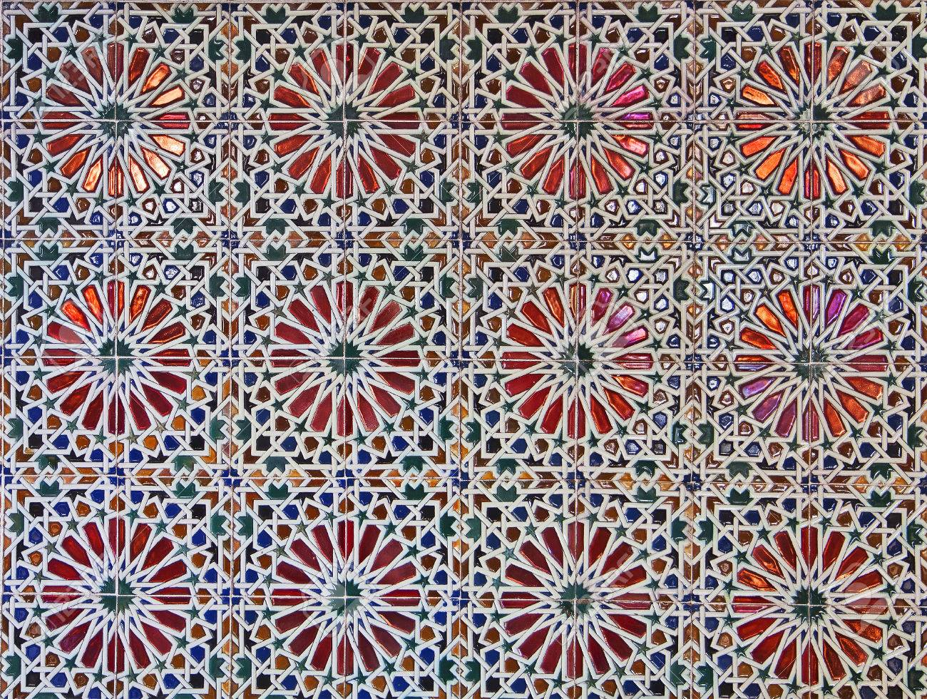 Pattern of ancient italian ceramics tiles with glazed surface pattern of ancient italian ceramics tiles with glazed surface stock photo 31405045 dailygadgetfo Images