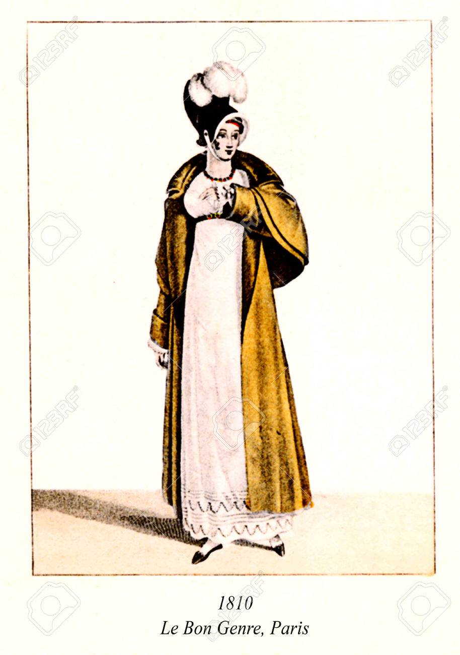 ル ボン Gernre パリ 1810年から...