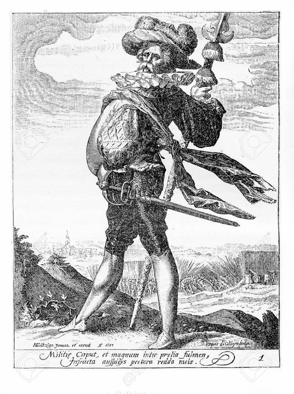 1600、槍と剣のハプスブルク家、...