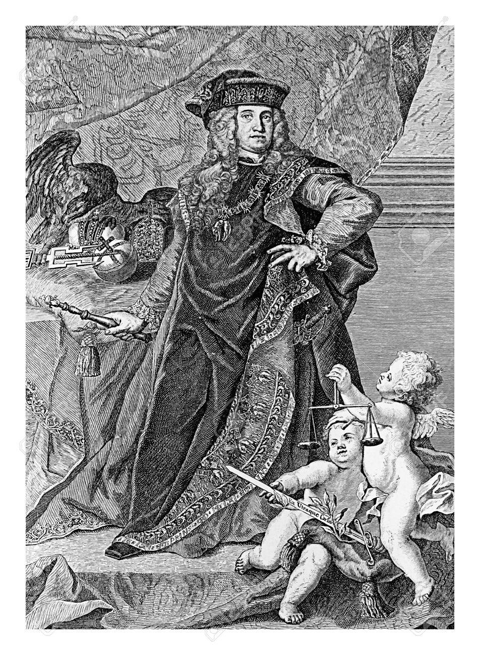 シャルル 6 世、神聖ローマ皇帝...
