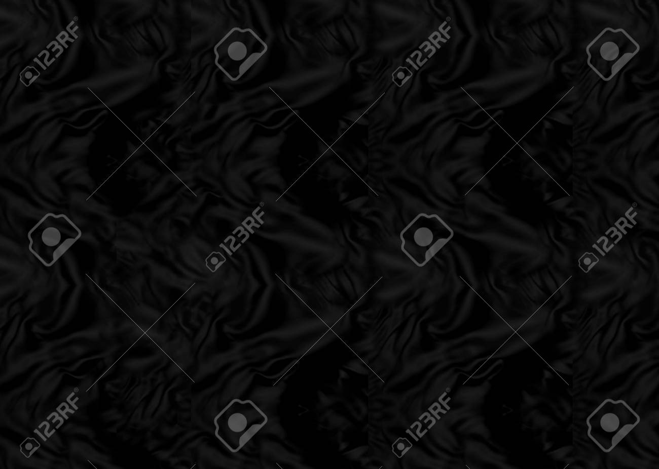 Black velvet texture with smooth light reflection, luxury background for jewelry and glittering objects Stock Photo - 73088507