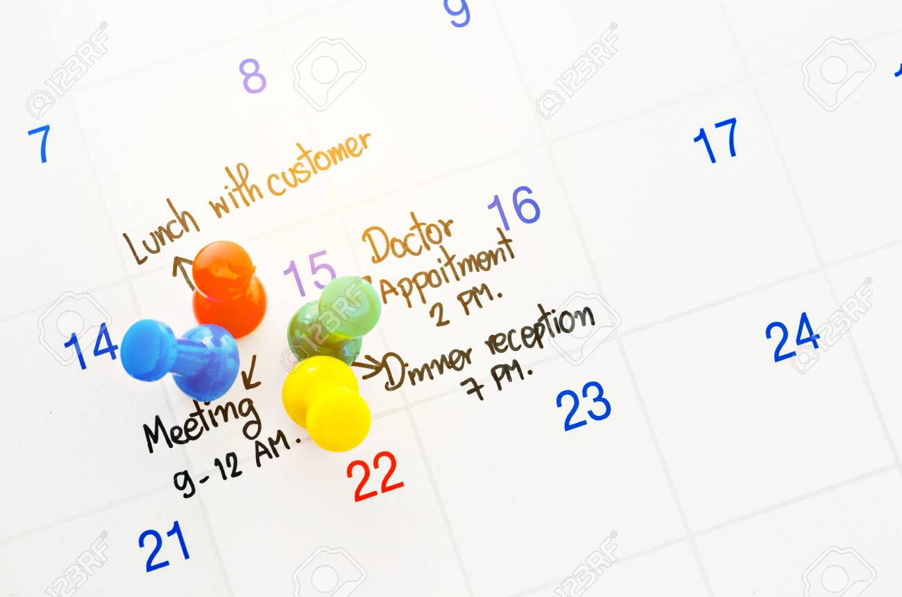 Image result for busy calendar page