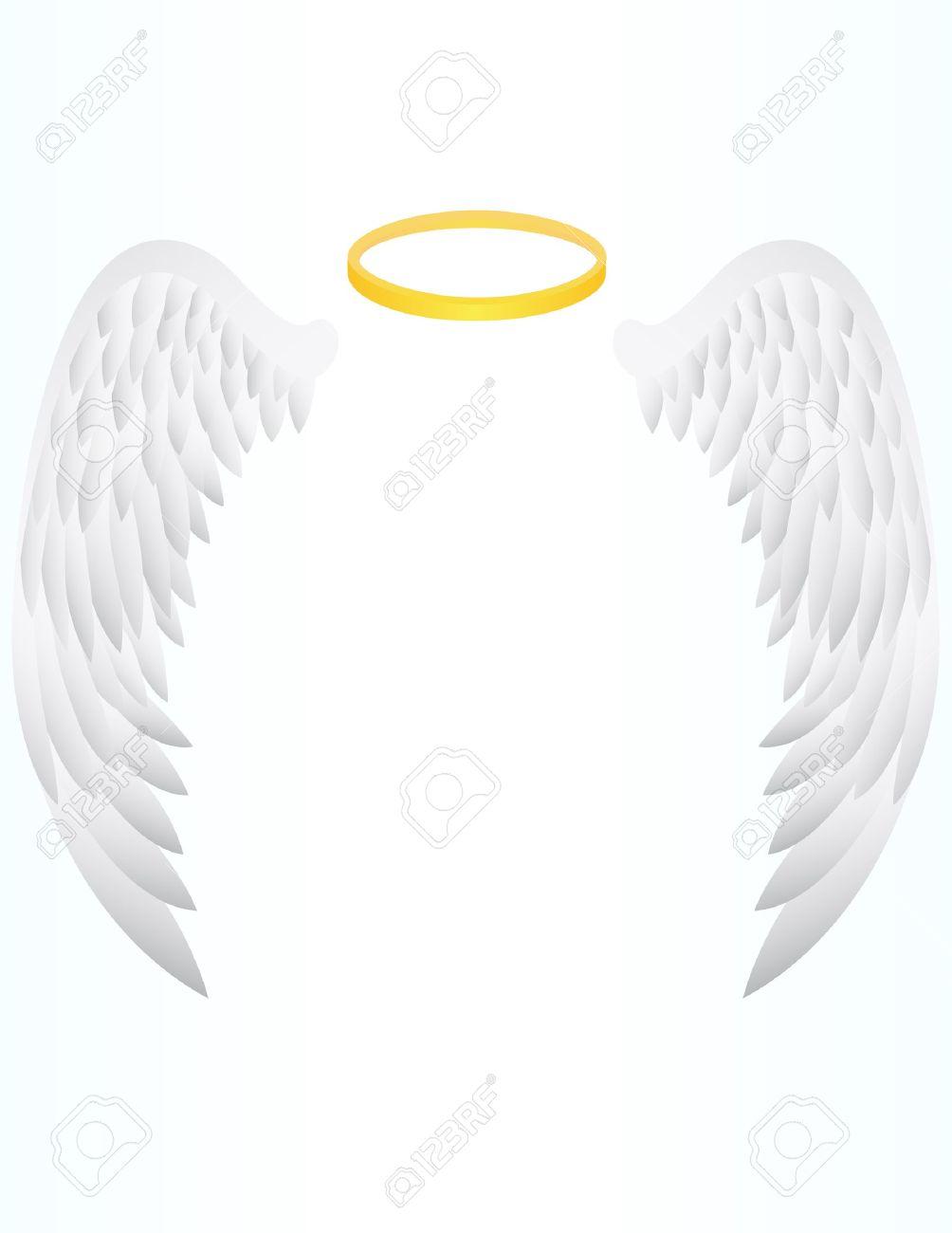 天使の翼のベクトル イラストのイラスト素材ベクタ Image 14805501