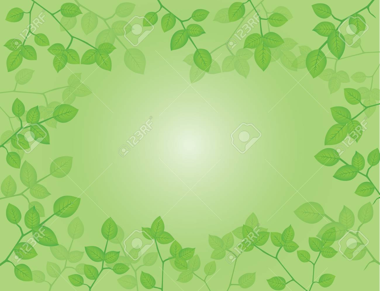 Vector Illustration of Nature Background Stock Vector - 14805783