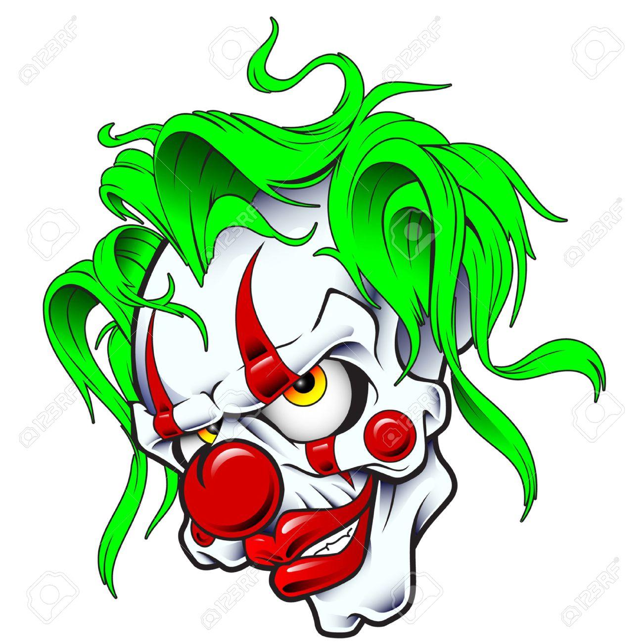 joker skull royalty free cliparts vectors and stock illustration rh 123rf com joker vector joker vector wallpaper