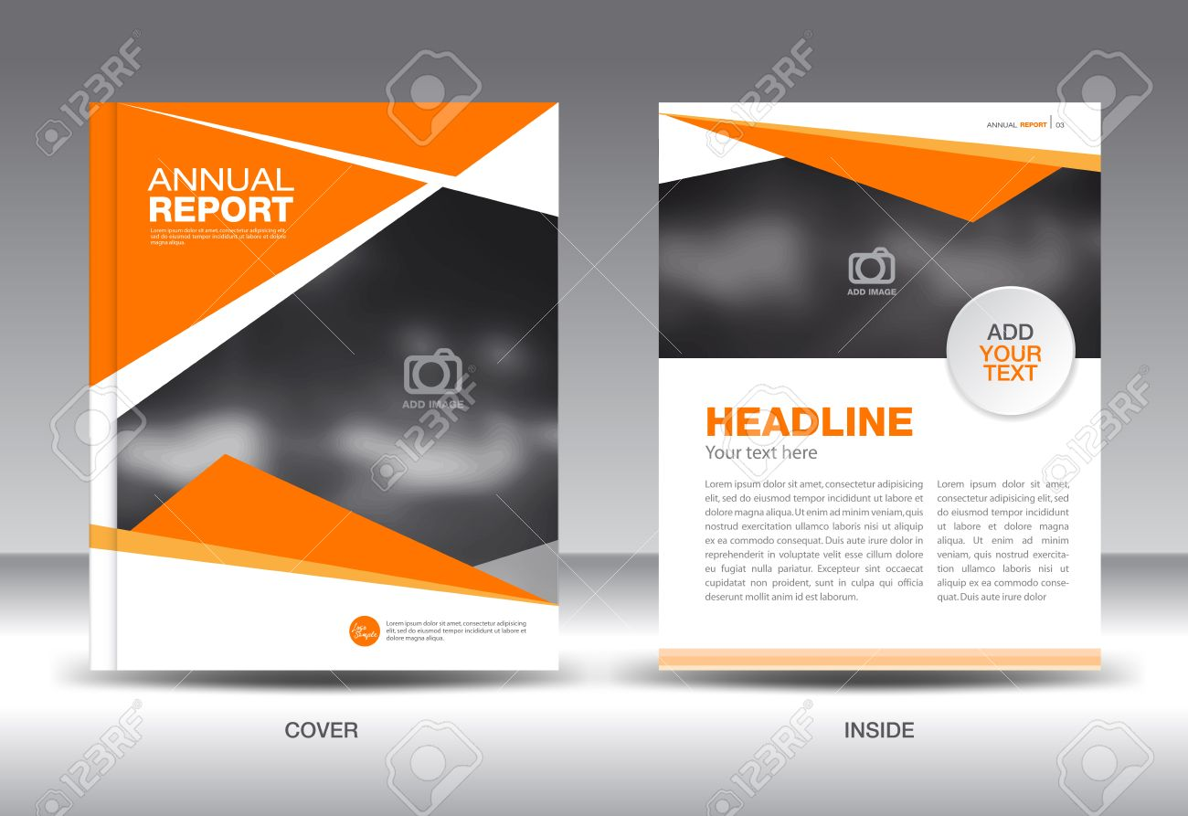 orange annual report template brochure design cover template fl orange annual report template brochure design cover template fl yer design