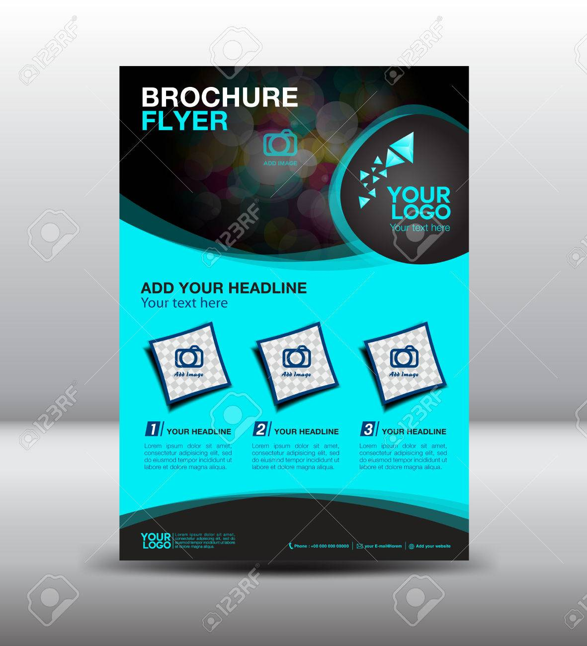 flyer layout free