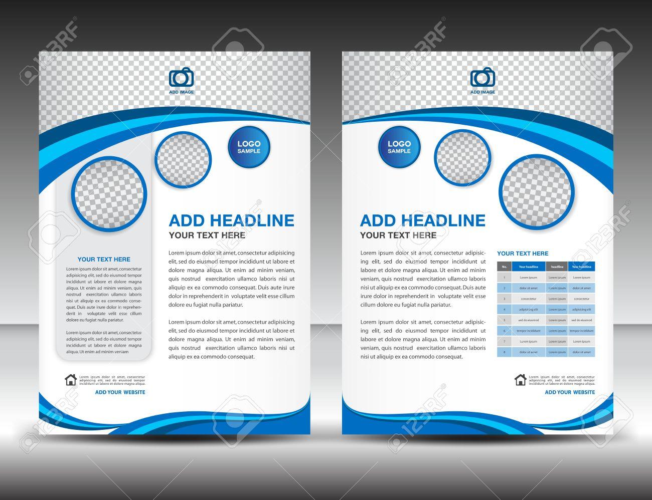 Design layout template in a4 size poster leafletnewsletter design layout template in a4 size poster leafletnewslettercatalog cover spiritdancerdesigns Images
