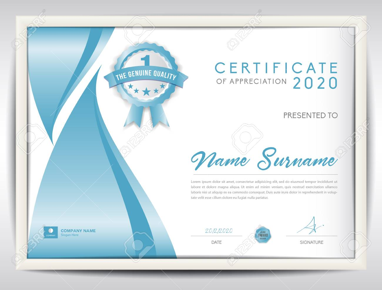 Business certificate template choice image business cards ideas certificate template vector illustration diploma layout in a4 certificate template vector illustration diploma layout in a4 cheaphphosting Images