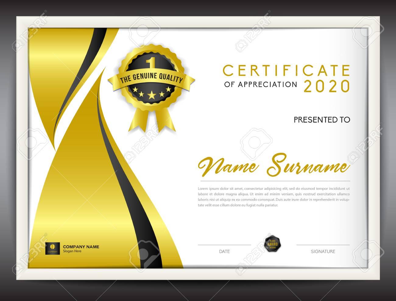 corporate certificate template kleo beachfix co