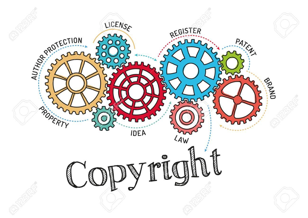 Article 13, de quoi s'agit-il réellement ?  61463750-gears-et-le-droit-d-auteur-m%C3%A9canisme
