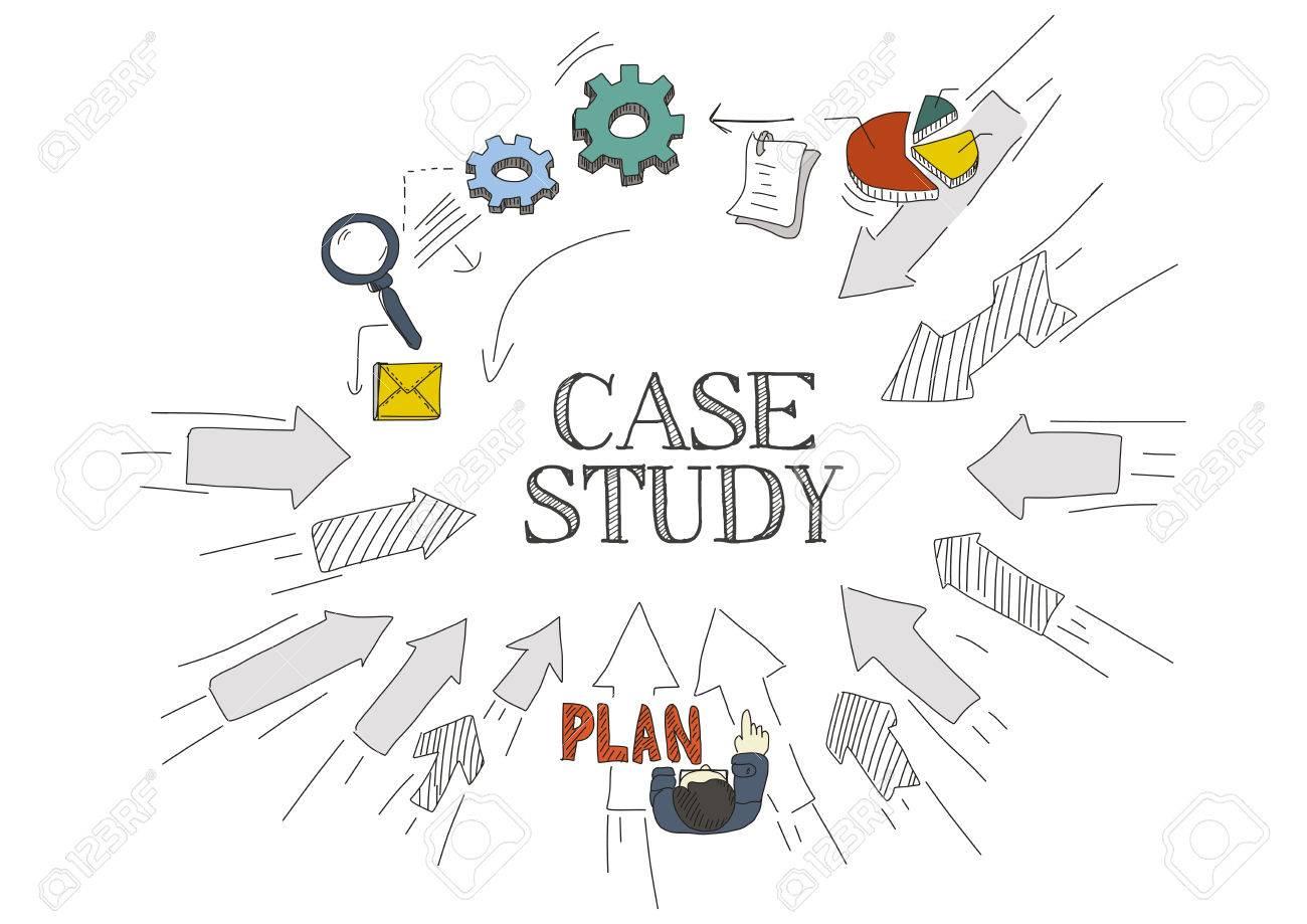 Arrows Showing CASE STUDY - 61526842