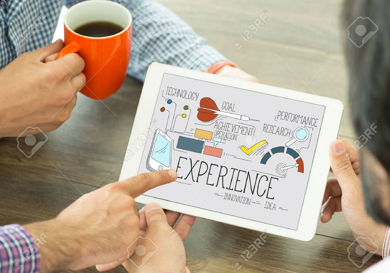 INTERNET USER KNOWLEDGE CUSTOMER AND EXPERIENCE CONCEPT - 63488519