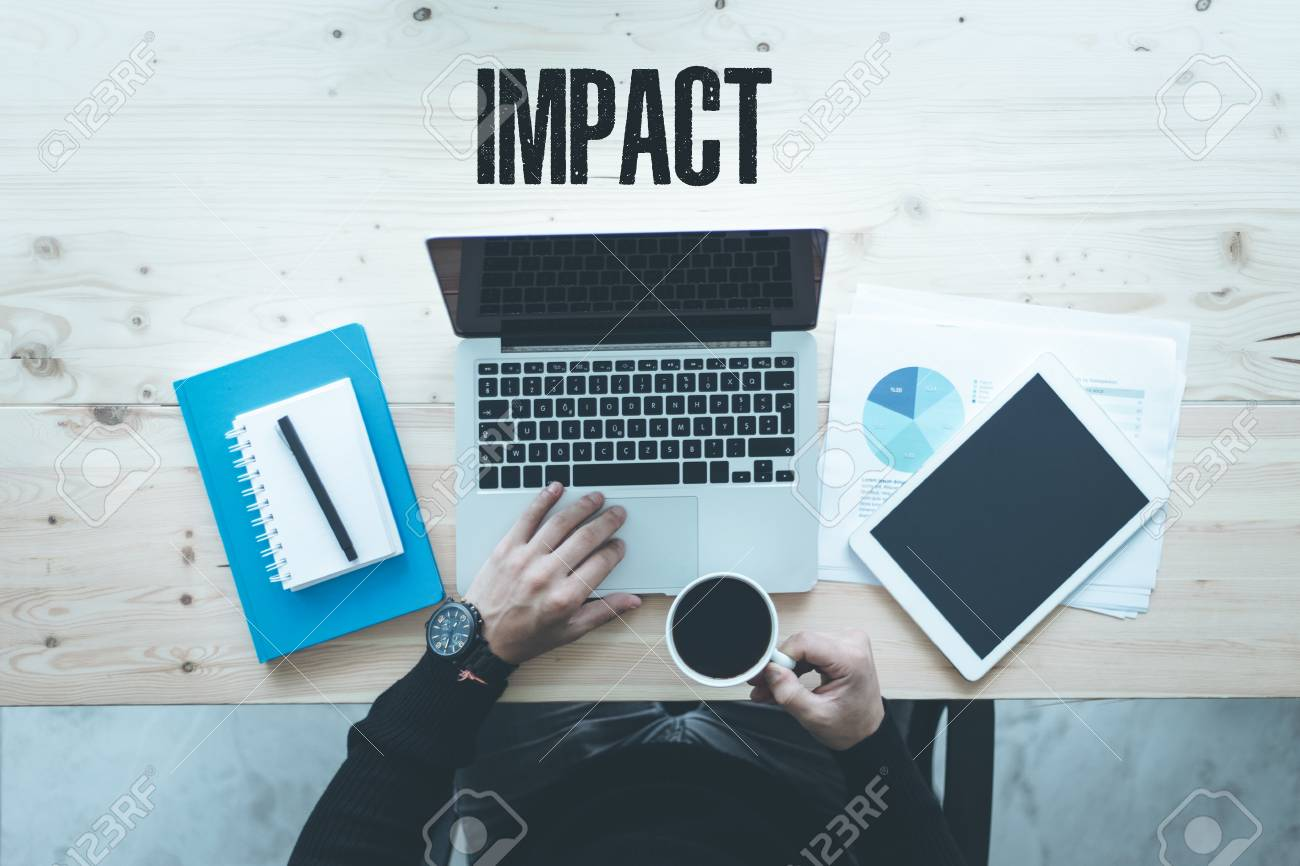 COMMUNICATION TECHNOLOGY BUSINESS AND IMPACT CONCEPT