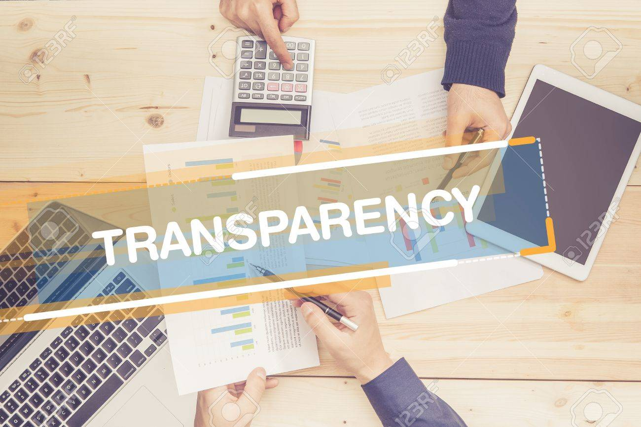 Image result for transparency in office business
