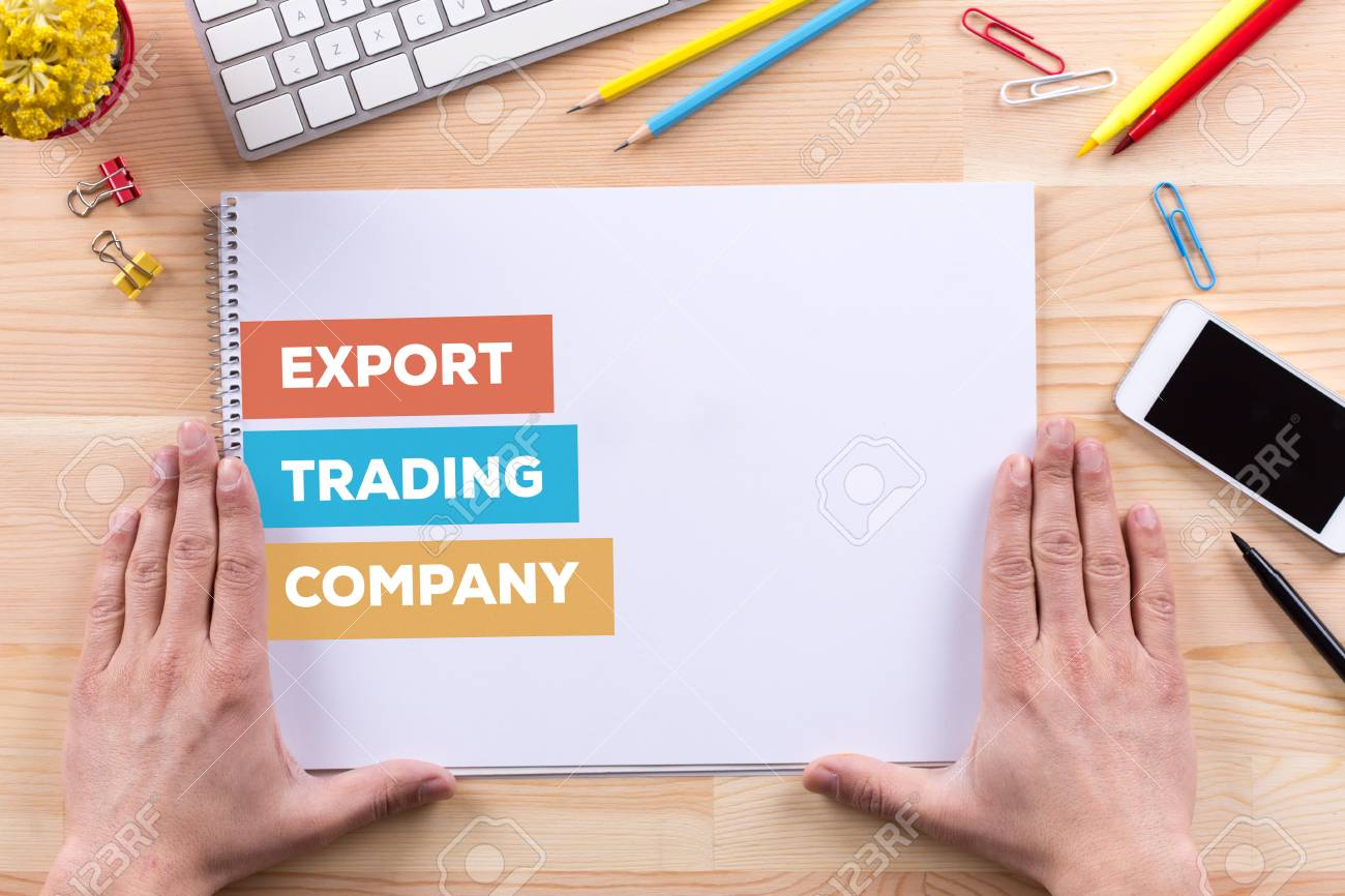 EXPORT TRADING COMPANY CONCEPT
