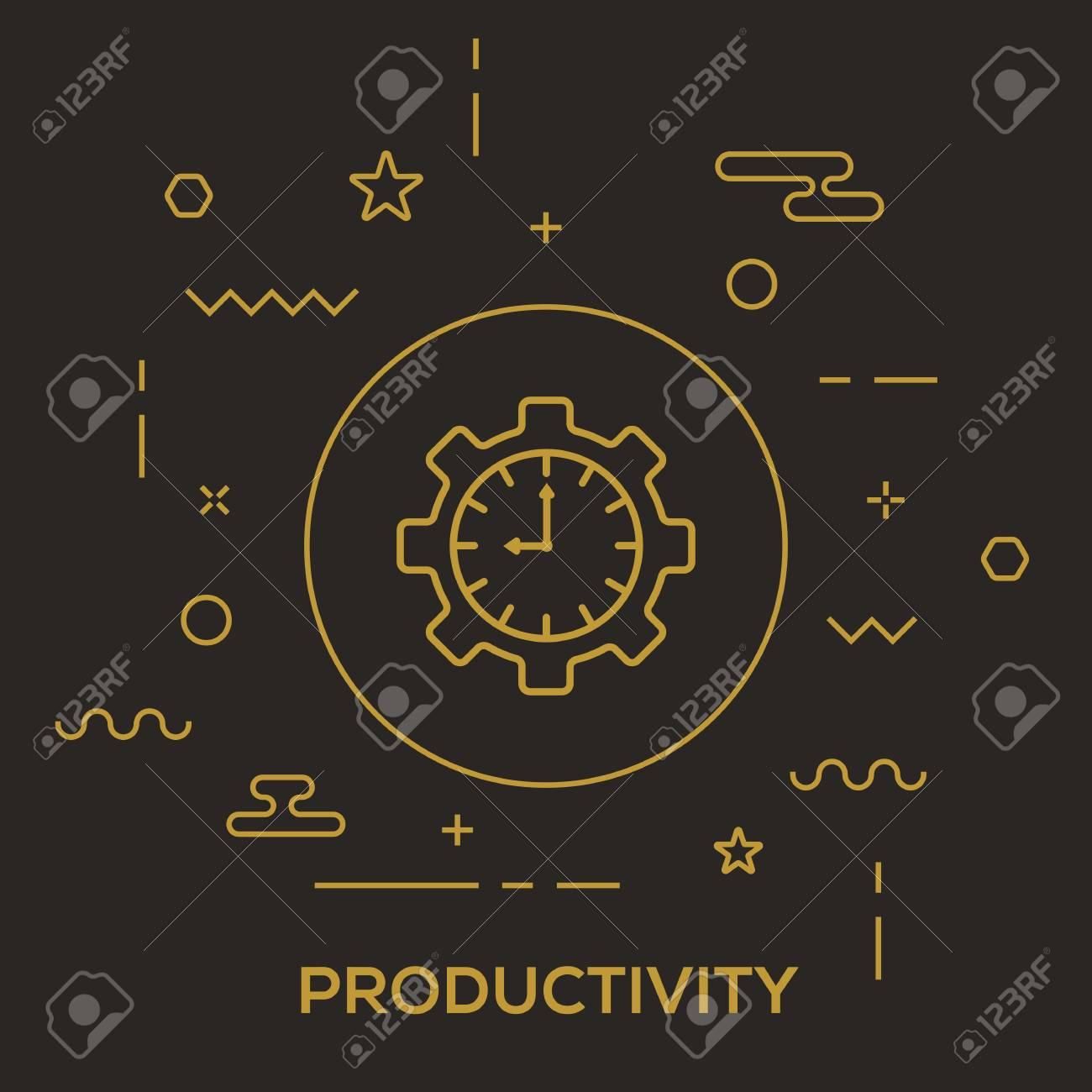 Productivity Concept - 89748087